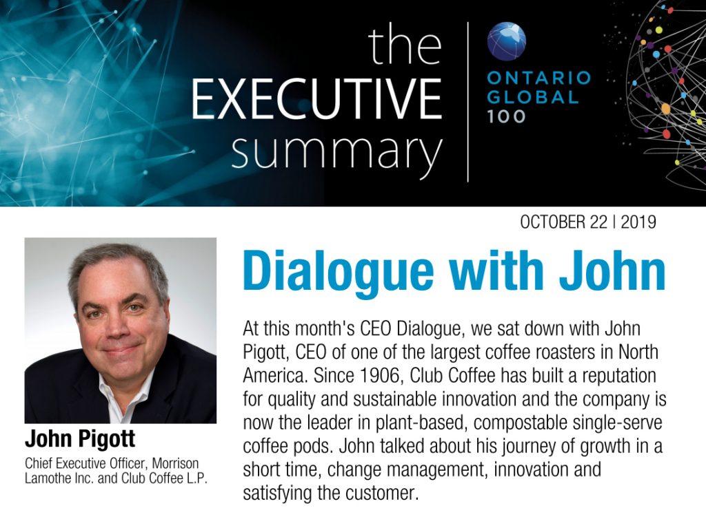 CEO Dialogue